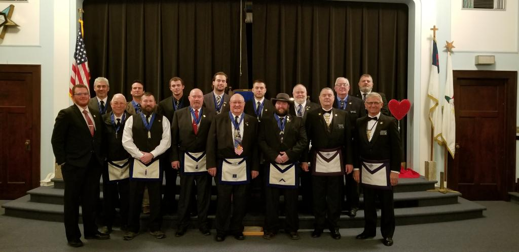 Annual Inspection in EA January 31, 2020